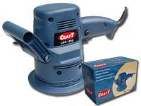 Эксцентриковая шлифмашина Craft CRS - 125E