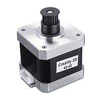 Creality 3D® Двухфазный 42-40 RepRap Шаг 42 мм Мотор + 2GT-20 Зубчатый алюминиевый зубчатый ролик Набор Для CR-10S Pro / CR-X 3D-принтер Часть Y ось Y