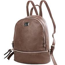 Женская сумка из качественного кожезаменителя  AMELIE GALANTI (АМЕЛИ ГАЛАНТИ) A991501-taupe, фото 2