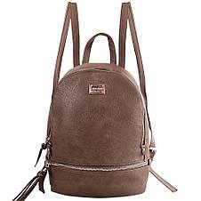 Женская сумка из качественного кожезаменителя  AMELIE GALANTI (АМЕЛИ ГАЛАНТИ) A991501-taupe, фото 3