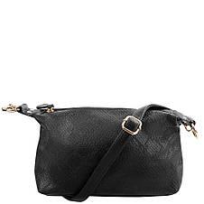 Женская сумка-клатч из качественного кожезаменителя  AMELIE GALANTI (АМЕЛИ ГАЛАНТИ) A991004-black, фото 3