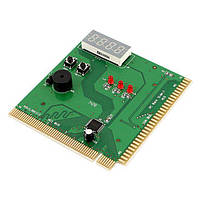 POST карта PCI ISA анализатор HLV 4