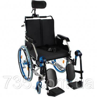 Легкая инвалидная коляска, OSD-JYX6-**, фото 2