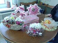 Зонтики и букеты из конфет, Днепроптеровск