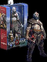 Коллекционная фигурка Кратос новинка 2018 года - Kratos, God of War, Neca 7