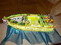 Моторная лодка - оригинальный подарок для мужчин!