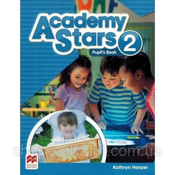 Academy Stars 2 Pupil's Book