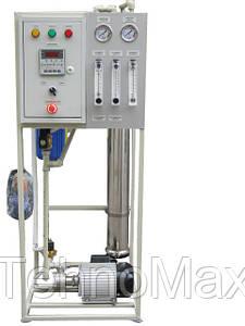 Монтаж обратного промышленного осмоса 200 л/ч
