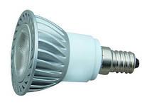 Лампа светодиодная с алюминиевым радиатором JDR POWERLED 1LEDX3W E14 2700K