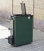 Твердотопливный котел длительного горения TERMIT-TT 18 Э (18 кВт) эконом (без обшивки и теплоизоляции)