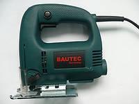 Лобзик BAUTEC BPS 650E-SET