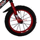Детский велосипед Crosser Sports 14 дюймов черно-красный, фото 4