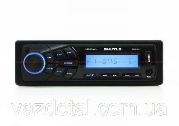 Магнитола SHUTTLE SUD-365 MP3/USB