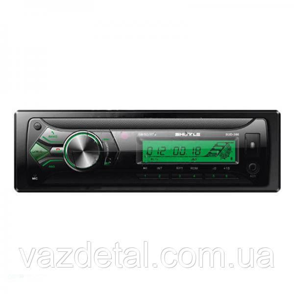 Магнитола SHUTTLE SUD-388 MP3/USB/Bluetooth