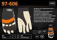 """Перчатки из свиной кожи размер 10.5"""", NEO 97-606, фото 1"""