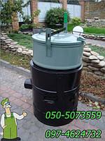 Кормозапарник для приготовления высококалорийных кормов животным ( Польского производства)