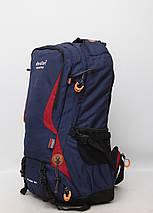 Туристичний дорожній рюкзак Deuter з металевим каркасом / Туристический / рюкзак с металлическим, фото 2