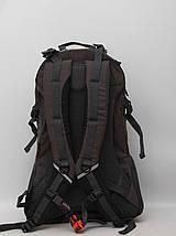 Туристический рюкзак Lead Hake 38 литров / 38L с металлическим каркасом + чехол- дождевик, фото 2