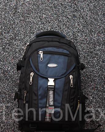 Туристичний дорожній рюкзак /  Туристический дорожный рюкзак Gorangd с отделом под ноутбук 15'6, фото 2