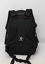 Туристический дорожный рюкзак 50-65 листров с отделом под ноутбук, фото 3