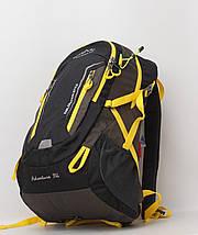 Туристический дорожный рюкзак Lead Hake 35 литров / 35L с металлическим каркасом LeadHake, фото 2
