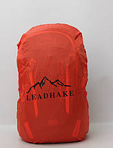 Туристический дорожный рюкзак Lead Hake 35 литров / 35L с металлическим каркасом LeadHake, фото 3