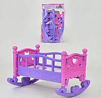 Кроватка для кукол 889-194