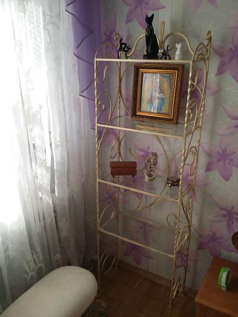 Кованые этажерки 5
