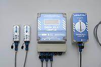 Доплеровский ультразвуковой расходомер неоднородных жидкостей