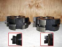 Комплект фрез (2шт. ) для изготовления шпунта и гребня  доски 25-40мм.