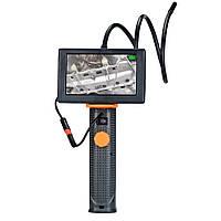 Профессиональный Портативный 4.3 дюймов Бороскоп Змея Бороскоп Промышленного Видео Инспекции Водонепроницаемы камера - 1TopShop