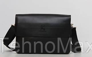 Стильная мужская сумка через плечо Gorangd
