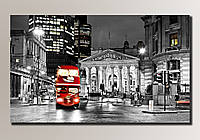 Фото картина на холсте Лондон 88*54 см.