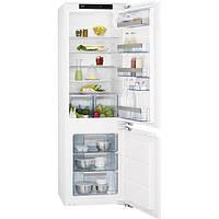 Встраиваемый холодильник с морозилкой AEG SCS71800C0
