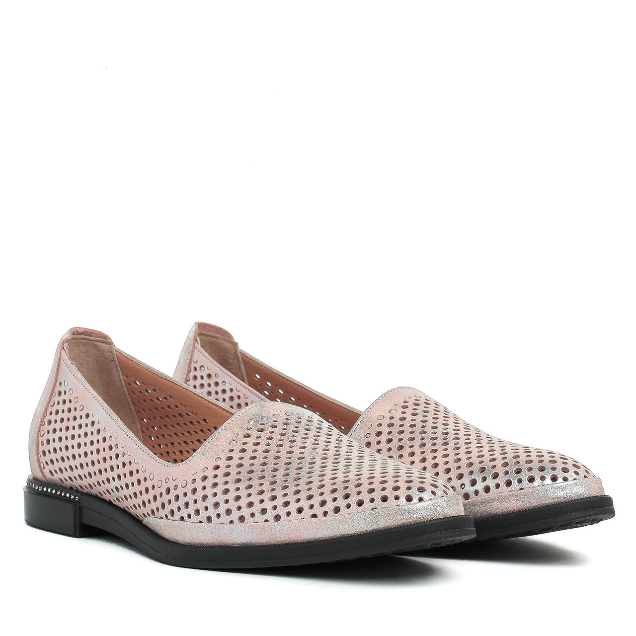 1571509f9 Туфли женские AQUAMARIN (кожаные, стильные, летние, модные) - Інтернет -  магазин