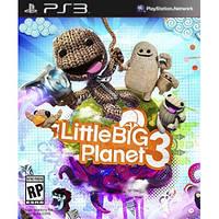 Игра LittleBigPlanet 3 [PS3, русская версия]