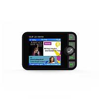2.4-дюймовый цветной Bluetooth Авто Handsfree MP3 DAB Digital Радио Слайд-шоу Картинка Название программы Дисплей - 1TopShop
