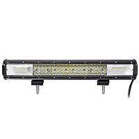 20-дюймовый четырехрядный LED Work Light Bar Combo Offroad Вождение Лампа Авто Грузовики Лодки - 1TopShop