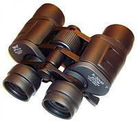 Популярная модель бинокля Tasco 8-32x40, с просветлёнными линзами, оптический zoom, влагостойкий, в чехле