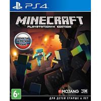 Игра Minecraft. Playstation 4 Edition [PS4, русская версия]