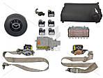 Система безопасности комплект для Mazda CX-7 2006-2012 EH1457K30A