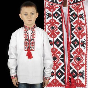Детская вышиванка на мальчика, фото 2