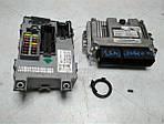 Блок управління двигуном 1.6 для Fiat Doblo 2009-2020 0281B100J1-03, 518338630, EDC16C39