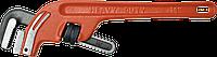 Ключ трубный Stillson изогнутый, 300 мм 34D653 Topex, фото 1