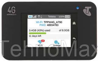4G LTE/3G Mobile WiFi Netgear Aircard 790s