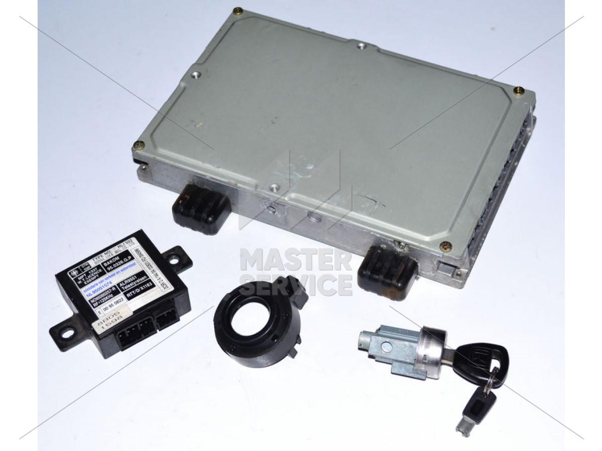Блок управления двигателем 2.0 для Honda CR-V 1995-2002 37820P3FG01