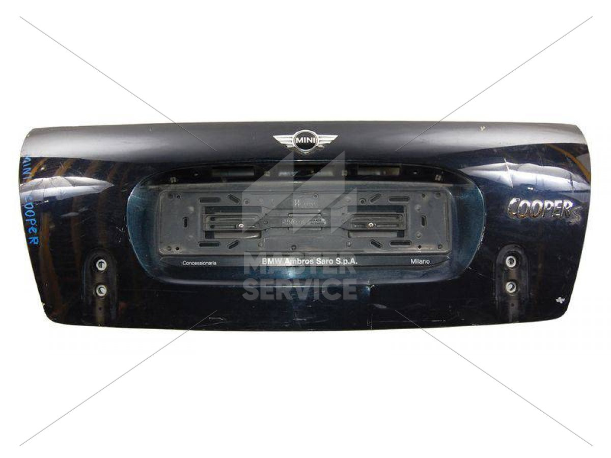 Крышка багажника для Mini Cooper 2001-2006 41627132880