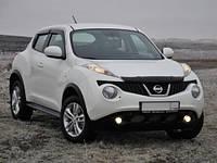 HIC Дефлектор капота Nissan Juke 2010->
