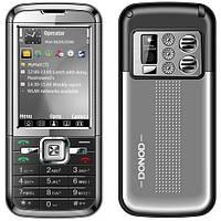Мобильный Donod D906 2 SIM GSM FM MP3 Bluetooth TV