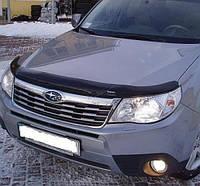 HIC Дефлектор капота Subaru Forester 2008 -2013